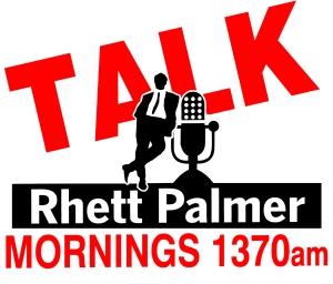 Logo Rhett PalmerTalk